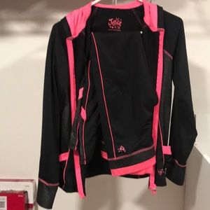 Justice jogger/track suit